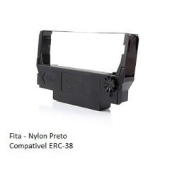 Fita CPT p/Epson ERC38B P/TM U300/U210/TM375 Preto