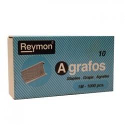 Agrafes Reymon Nº10 Cx.1000 Unid.