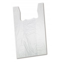 Sacos Plástico 30 x 40 Asa 0.55my