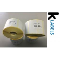 Etiquetas Térmicas C/K 52