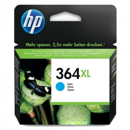 HP nº364XL Cyan