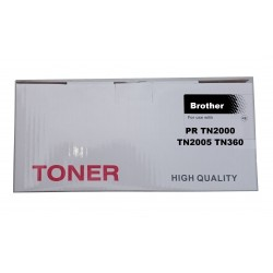 BROTHER TN2000 GENERICO