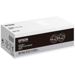 Toner Epson Duplo Workforce Al-M200 / Mx200 c/Prog Retorno