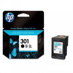 Tinteiro HP Nº301XL Preto HP Deskjet 1000/ 1050/ 2050/ 2510/ 2512/ 2540/ 3050 All-in-One Series/ Envy 4500/ 5530